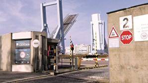 Grupo de trabalho estuda soluções para avarias na ponte móvel de Leixões