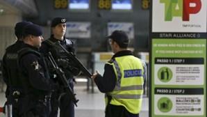 Portugal reforça meios na luta contra o terror