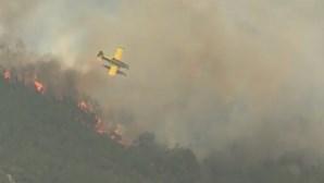Relatório de fogo em São Pedro do Sul retido na gaveta