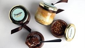 Brigadeiro e bolo num só pote (delicioso)