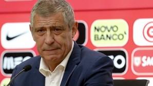 Fernando Santos anuncia convocados para Mundial2018 a 17 de maio