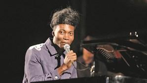 """""""Senti que nasci para a música em Coura"""", diz Benjamin Clementine"""