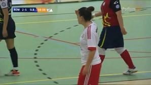 Equipa feminina de futsal do Benfica tem gesto de grande Fair Play