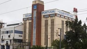 Empresa de químicos Solvay dispensa 90 funcionários em Portugal