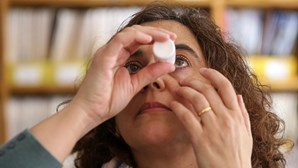 Síndrome de Sjögren afeta olhos e boca