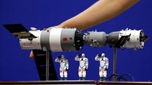 Queda de estação espacial chinesa será semelhante a chuva de meteoros