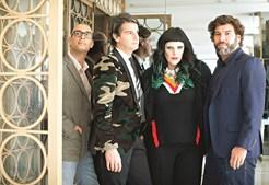 John Gonçalves, Nuno Gonçalves, Sónia Tavares e Miguel Ribeiro formam os The Gift, grupo fundado em 1994