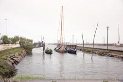 Cais do Bico reflete uma ligação à pesca