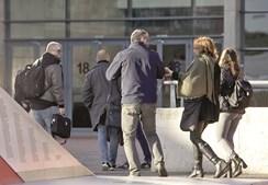 Buscas da Unidade Nacional de Combate à Corrupção da PJ à SAD do Benfica, na porta 18 do estádio da Luz, têm sido recorrentes nos últimos meses