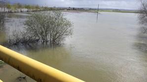Ponte sobre o Rio Alviela