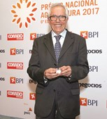 Prémio personalidade, vencedor: Arménio Miranda
