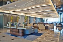 Lobby Lounge, no Estoril