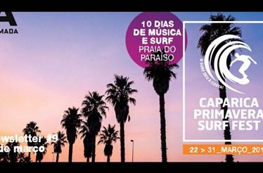 Recorde de Inscrições no Caparica Primavera Surf Fest!