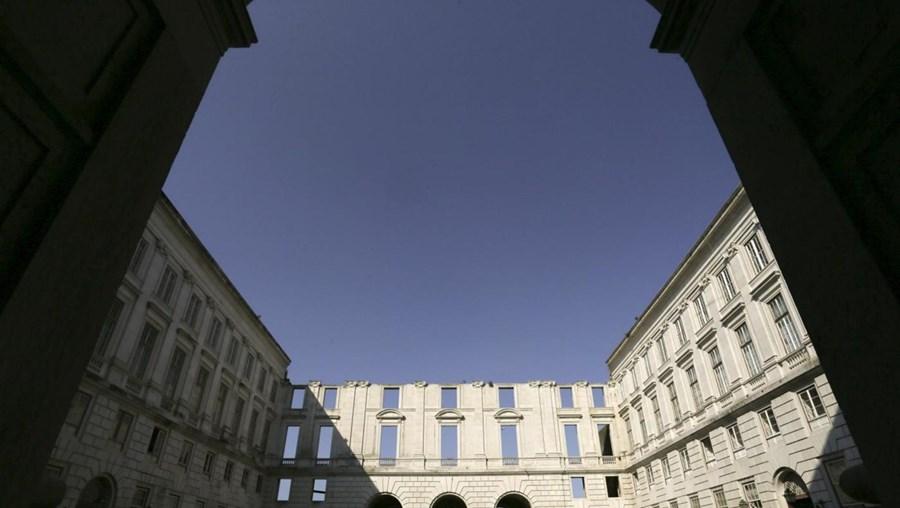 Palácio da Ajuda, em Lisboa