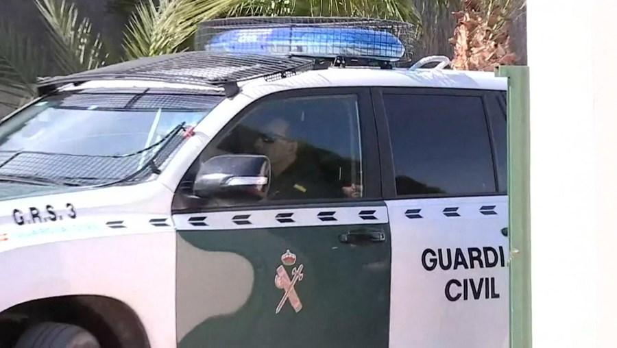 Guardia Civil Espanhola