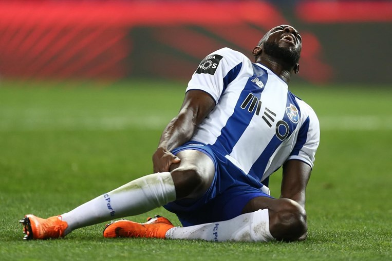 Marega, jogador do FC Porto