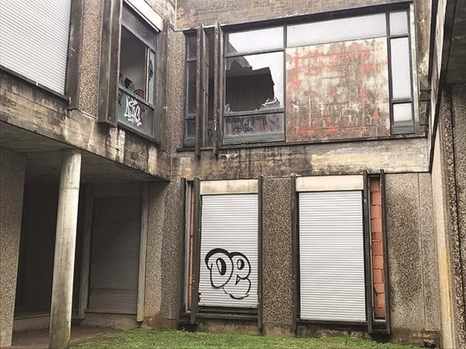 Edifício foi encerrado em 2008