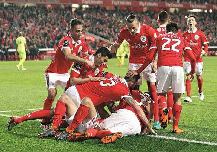 Jogadores do Benfica estão preparados para as adversidades que vão encontrar no que falta da temporada