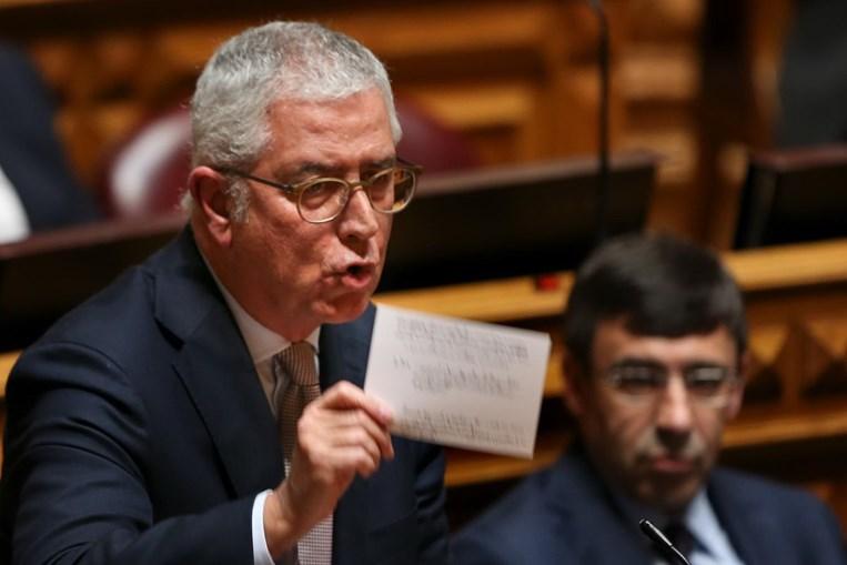 Fernando Negrão é líder parlamentar dos sociais-democratas