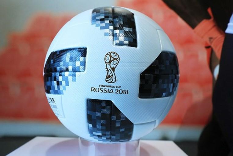 Bola oficial do Mundial 2018