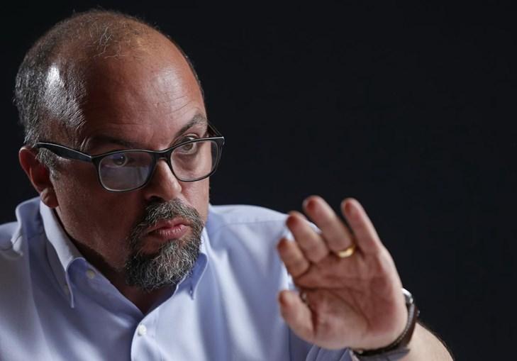 Nuno Saraiva, diretor de comunicação dos leões