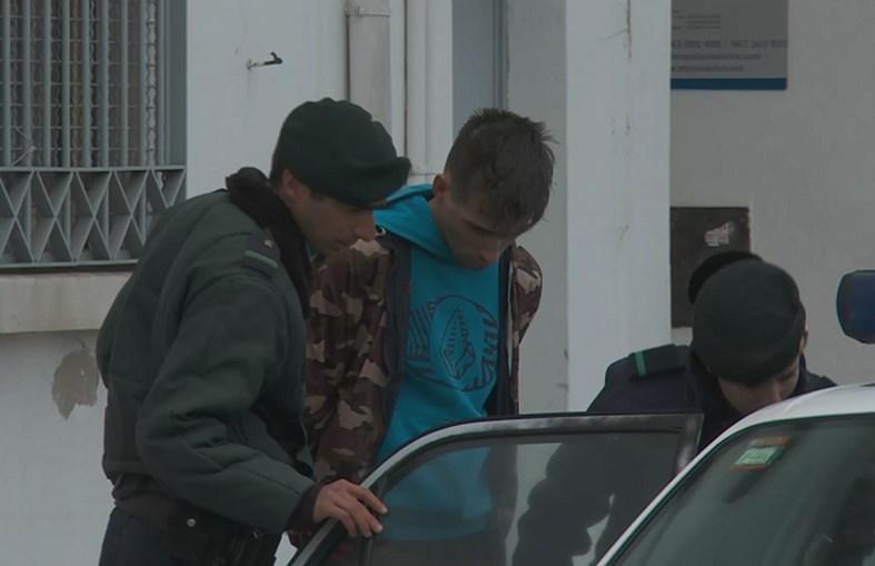 Um dos ladrões detido em Almeirim após roubos sucessivos