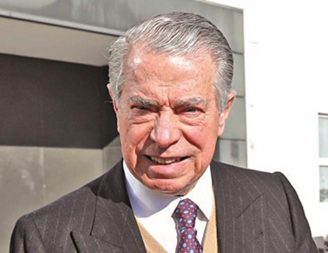 Ricardo Salgado, ex-líder do BES