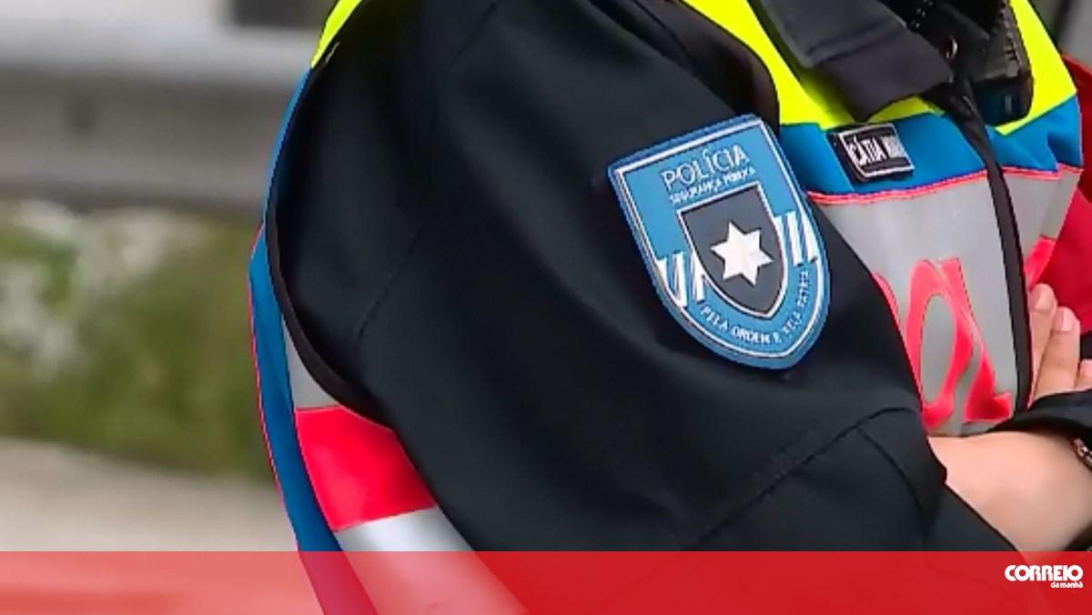 Agente da PSP ferido após atropelamento em Matosinhos - Correio da Manhã