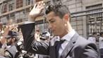 Ronaldo acusa fisco espanhol de ter critérios 'irracionais, subjetivos e incompreensíveis'