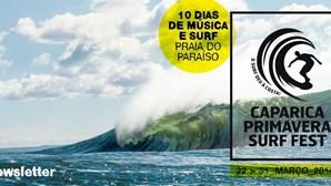 Uma verdadeira festa na 4º edição do Caparica Primavera Surf Fest