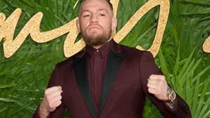 Conor McGregor detido por assédio sexual