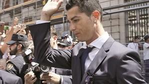 Ronaldo nega ter fugido aos impostos nos negócios dos hotéis