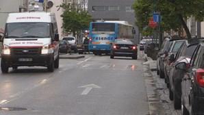 Idosa morre atropelada por um autocarro em Matosinhos