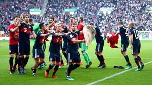 Bayern de Munique chega ao 'hexacampeonato' na Alemanha