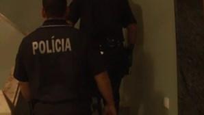 Oito detidos e 60 quilos de haxixe apreendidos em operação da PSP de Lisboa