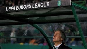 Sporting vence o Atl. Madrid mas está fora da Liga Europa