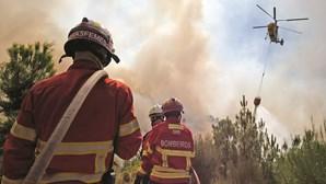 Comissão Nacional de Proteção Civil aprova reforço de meios para os incêndios