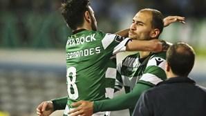 Sporting vence Belenenses no Restelo por 4-3