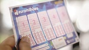Euromilhões com jackpot de 45 milhões na próxima terça-feira