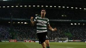 Sporting bate FC Porto e garante Jamor nos penáltis