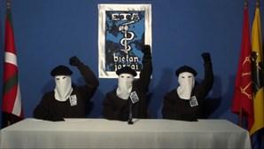 ETA pede desculpa às vítimas do terrorismo