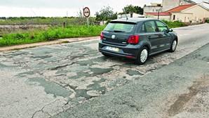 Risco de colapso leva a intervenção urgente na ponte do Almargem