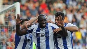 Marega vira estrela depois de vitória do FC Porto