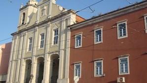 Antigo hospital militar de Belém reforçado com 60 camas, garante ministro