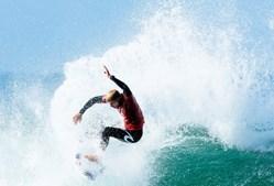 Mick Fanning despediu-se do circuito mundial de surf na final de Bell's Beach