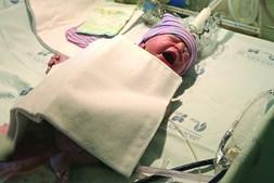 Sofia é saudável e nasceu de cesariana, em Lisboa, sem complicações