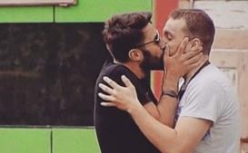 Tiago e Luan são um casal Gay a participara no 'Secret Story'