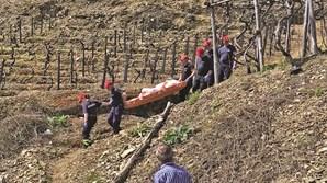 Cadáver da vítima foi encontrado já depois de os bombeiros extinguirem o fogo, num terreno onde tinha sido ateada uma queimada que se descontrolou em Vinhós