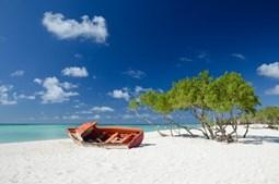 PalmBeach, Aruba.