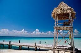 Playa Norte, Ilha das Mulheres